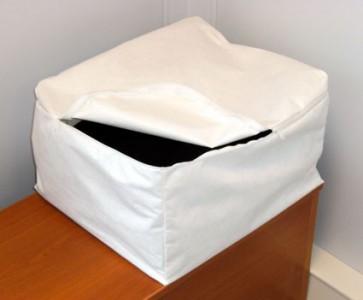 Housse anti-acariens TexBox boite pour vêtements