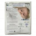 Noxaalon® dust mite cover for single bolster