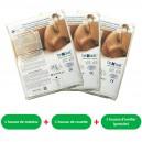 Parure de housses anti-acariens Texaal® Coton pour literie 1 personne
