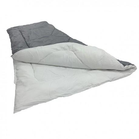 Sac de couchage anti-acariens Texaal® avec housse d'oreiller intégrée