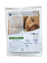 Texaal® Cotton dust mite cover for single mattress