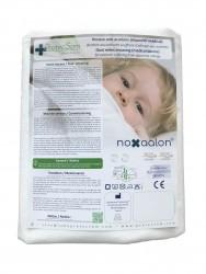 Housse anti-acariens Noxaalon® en Evolon® pour matelas bébé