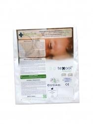 Housse anti-acariens Texaal® Polyester pour matelas 1 personne